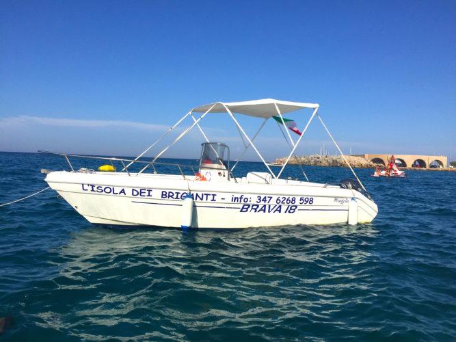 Noleggio Barche San Foca
