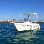 Noleggio Barca Melendugno