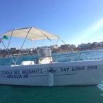 Noleggio Barche marine di Melendugno